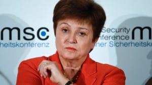 IWF: Weltwirtschaft wegen Corona-Krise in Rezession