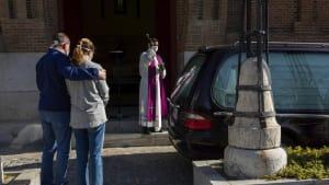 Noch mehr als zuvor: 832 Tote in Spanien innerhalb von 24 Stunden