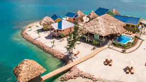 Book a stay at this affordable private island