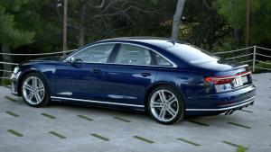 Der neue Audi S8 - die Ausstattung - Progressiv und hochmodern