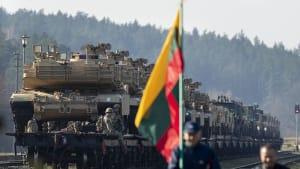 NATO und Corona: Keine Angst vor einer Infektionswelle