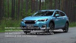Der neue Subaru XV - Das Exterieur Design