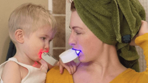 Ultimate toothbrush is perfect for everyone