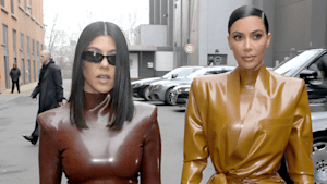 Kim K on why she and Kourtney got into fight