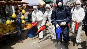 Horrorszenario Coronavirus im Gazastreifen
