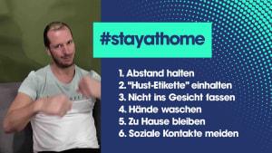 Handball-Legende Pascal Hens appelliert: Bleibt zuhause und achtet auf diese 6 Hygiene-Tipps!