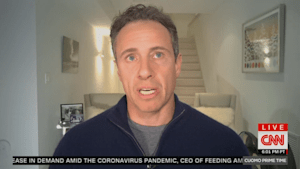 Chris Cuomo does CNN show after COVID-19 results