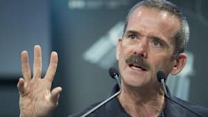 Quarantäne: Astronaut mit Tipps gegen Lagerkoller