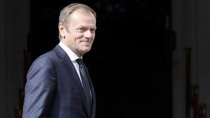 EVP-Chef Tusk fordert Ausschluss von Orbans Fidesz-Partei