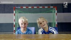 """""""Dings Bumms"""": Kinder erklären die Handballwelt aus ihrer Sicht!"""