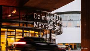 Daimler: Führungskräfte verzichten auf Teil ihres Gehalts