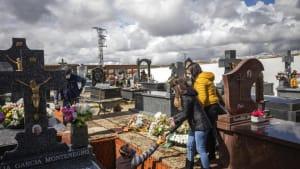 Neuer trauriger Rekord in Spanien: 950 Tote an einem Tag