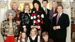"""""""Die Nanny"""" ist zurück: Original-Cast kommt für spezielle Corona-Folge wieder zusammen"""