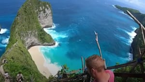 Island is the most beautiful spot in Bali