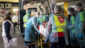 Mehr als 4.500 Tote in Frankreich - davon 884 in Altenheimen