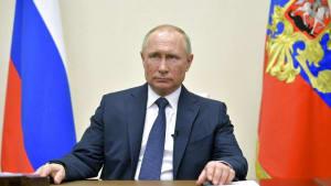 Putin verlängert arbeitsfreie Zeit bis zum 30. April
