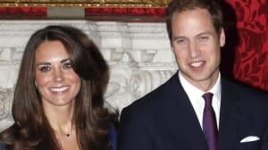Prinz William und Kate sprechen Dank aus