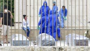Coronavirus in Ecuador: Leichen in den Straßen von Guayaquil