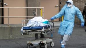 Covid-19-Fälle: Dramatischer Anstieg in den USA