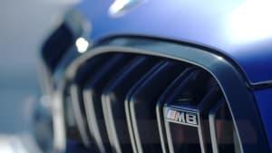 Das neue BMW M8 Competition Coupé - M spezifisches Fahrwerk mit extrem steifer Anbindung