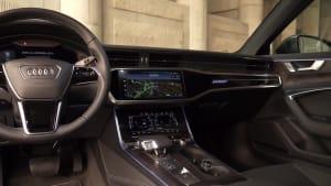 Der neue Audi A7 Sportback - Interieurdesign