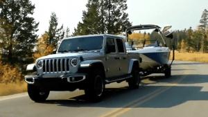 2020 Jeep Gladiator Overland Überblick