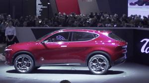 Der neue Alfa Romeo Tonale - Das Design