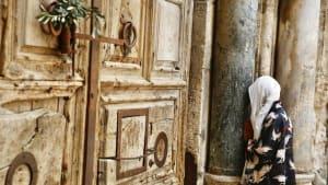 Vertrauen auf Liebe und auf Gott - Covid-19 überschattet Palmsonntag