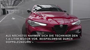 Initialen mit legendärem Charisma - Alfa Romeo Giulia GTA