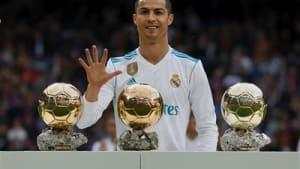 Ronaldos Gehalt steht auf dem Spiel