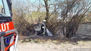 Weiterhin schwere Busch- und Flächenbrände in Ungarn!