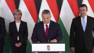Ungarns Ministerpräsident Orbán kommt mit ersten Plänen zu Wirtschaftshilfen in der Coronakrise