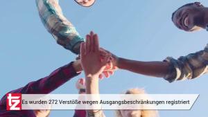 München ist Spitzenreiter bei Corona-Verstößen