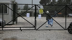Griechenland: Zwei Flüchtlingslager vom Coronavirus betroffen