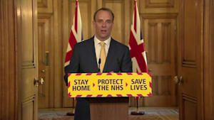 Dominic Raab says Boris Johnson is 'a fighter' and 'our friend'