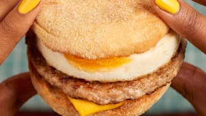 McDonald's reveals sausage and egg McMuffin recipe