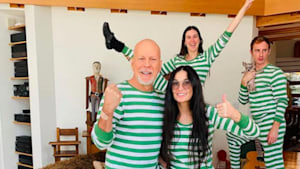Bruce Willis' and ex-wife Demi Moore's family isolation!