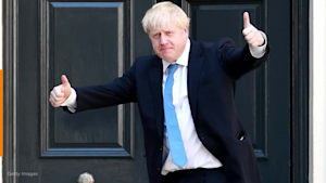 British PM Boris Johnson is out of intensive care