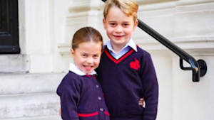 Duchess of Cambridge finding it 'difficult' to homeschool Prince George during lockdown