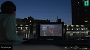Buckle Up: Drive-Ins Are Revamping Entertainment During The Pandemic