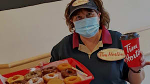 Nursing Home Transforms Into Tim Hortons