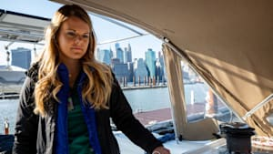 Nurse travels by sailboat to treat patients in NYC