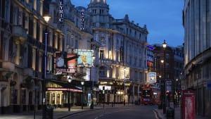 """London: """"Kraftwerke der Kultur"""" vor der Pleite"""