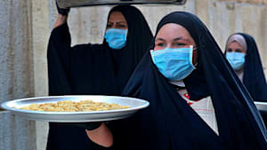 Weltweites Fastenbrechen: Ende des Ramadan