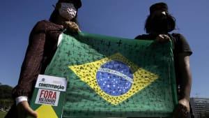 WHO: Südamerika neues Epizentrum der Pandemie