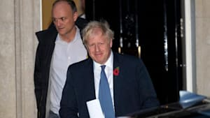 Wegen Lockdown-Verstoß: Johnson-Berater Cummings unter Druck