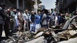 Karatschi: Flugschreiber nach Airbus-Absturz geborgen