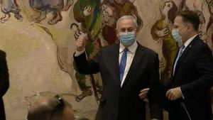 Prozess gegen Netanjahu beginnt: Vom Kabinettstisch ins Bezirksgericht