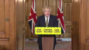 Boris Johnson backs Dominic Cummings over trip to Durham