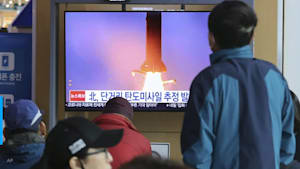 North Korea's Kim holds meeting on strengthening nuclear forces